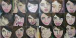Many self portraits by JamieJones93