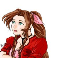 Aerith! by Myed89