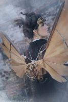 Steampunk Icarus Wings MK3 2 by steampunk22