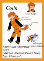 Pendeo Ref Sheet-Colin by InuLuverHana89