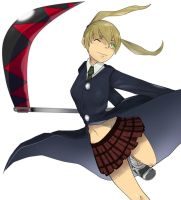 Maka Albarn by PeteyXkid