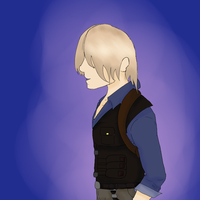 Collab with Blossom completed:. Leon S. Kennedy by ShualeeCreativity