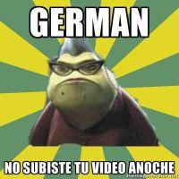 Noo subiste el video :( by ChapinMasterX