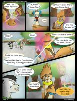 PMD Fallen Earth | Ch. 2 Page 8 by Skaterblog