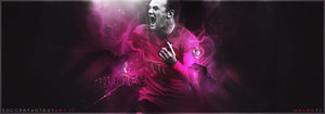 Purple Rooney by maurodesign2010