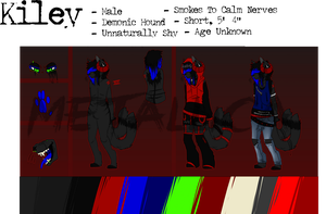 | Kiley 2014 Anthro Clothing Refence Sheet | by Undead--Rainbows