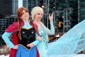 Frozen Heart 3 by EvieE-Cosplay