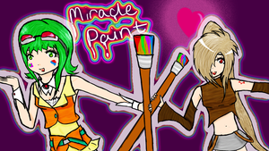UTAUxVOCALOID - Miracle Paint by Universally-Skullie