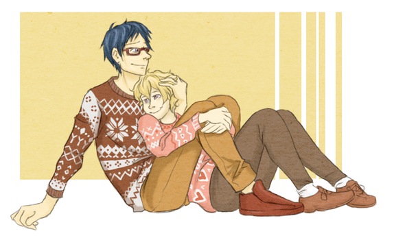 Those silly jumpers by mayanna