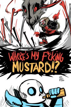 The Missing Mustard by OracleSaturn