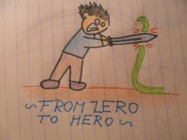 From zero to hero -Neville by AbsoluteTook