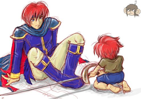 Marquess and Duke of Pherae by Ajax098