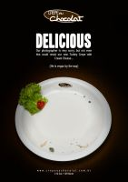 Restaurant ad by gabrielroque