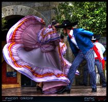 Mexican Folklore - JT I by mimictrash