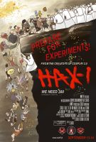 HAX-1 Poster by JWC