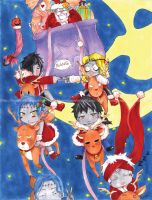 Santa Earl is Coming to Town by Namiz
