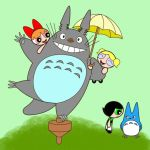 Meet Our Neighbor Totoro by HMontes