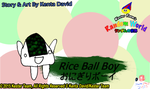 Rice Ball Boy by CreativeArtist-Kenta