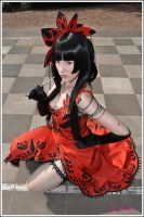 xxxHOLiC: Crimson Butterflies by Mokuyo