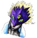 Confused Beelzemon by AxelFlame8