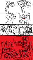 TIE (215): Compliment Contest by MashyLOL