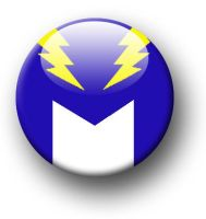 Lightning Lad Button by MShades
