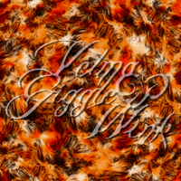 Tiger Fur Texture By Velma Giggle Wink by VelmaGiggleWink