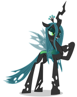 Queen Chrysalis (Resources) by 90Sigma
