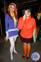 Daphne and Velma by absolutequeen