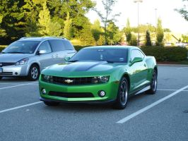 2010 Chevrolet Camaro STOCK 3 by Miahii
