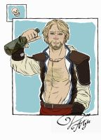 Rum anyone? by Dino-Myte