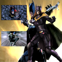 Injustice Batgirl by BatNight768
