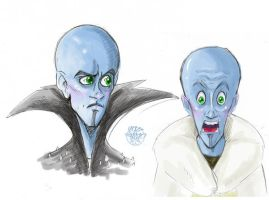 megamind by Sirio-LC