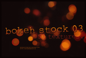 bokeh stock 003 :: campfire by Resensitized
