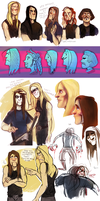 Metalocalypse dump by SIIINS