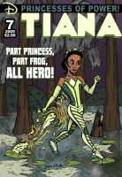 Princesses of Power: Tiana by brodiehbrockie