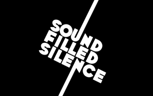 Sound Filled Silence black by will-yen