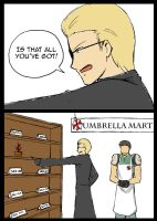 Resident Evil 5 Comic 7 by Kairi-Moon