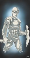 Riddick (Sketch) by Dericules