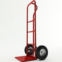 Hand Truck by PLutonius