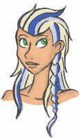Rising Dawn Humanized by CitrusSkittles