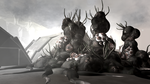 At the Mountains of Madness - Shoggoth by Cryptdidical