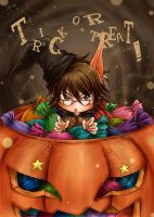 Trick or Treat by juonkung