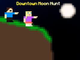 Downtown Moon Hunt by Six-of-Harts