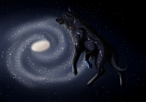 .:PC:. The Milkyway by LumosTheWolf