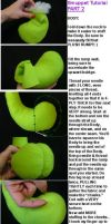 Smuppet Plushie Sewing Tutorial PART 2 by lishlitz