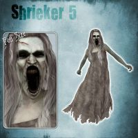 Shrieker 5 by zememz