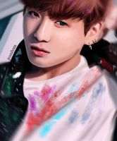 paint the town JK by Jungkuk
