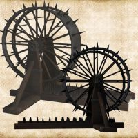 The Wheel by Just-A-Little-Knotty