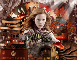 Hermione the Greatest Witch by VaL-DeViAnT